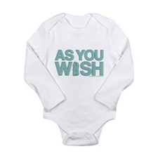 As You Wish Infant Bodysuit