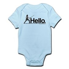 Princess Bride Inigo Montoya Infant Bodysuit
