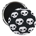 LOTS OF SKULLS Magnet