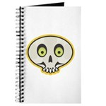 Skull Halloween Journal
