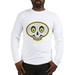 Skull Halloween Long Sleeve T-Shirt