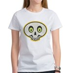 Skull Halloween Women's T-Shirt