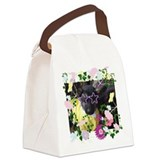 The Pony Cafe GSD Puppy Canvas Lunch Bag