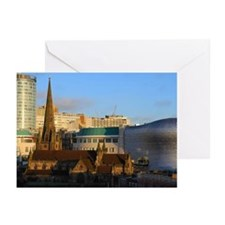 Birmingham Cityscape Greeting Cards (Pk of 10)