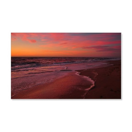 Sunrise 20x12 Wall Decal