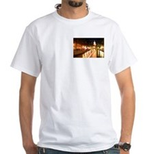 Amsterdam Canal at Night Shirt