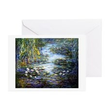 Waterlilies Greeting Cards (Pk of 10)