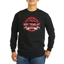Mont-Tremblant Red T