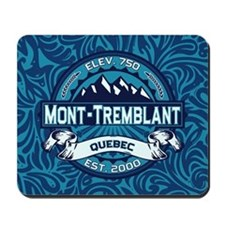 Mont-Tremblant Ice Mousepad