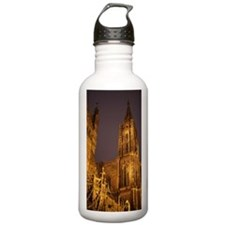 Cathedral Strasbourg Water Bottle