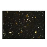 10,000 Galaxies Astronomy Postcards (Package o