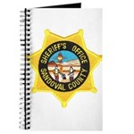Sandoval Sheriff Journal