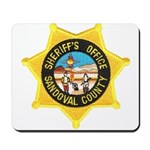 Sandoval Sheriff Mousepad