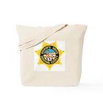 Sandoval Sheriff Tote Bag