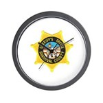 Sandoval Sheriff Wall Clock