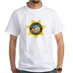 Sandoval Sheriff White T-Shirt