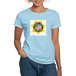 Sandoval Sheriff Women's Pink T-Shirt