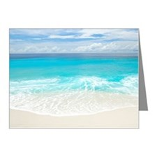 Beach Note Cards (Pk of 10)