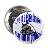 "WOLF IN WASHINGTON 2.25"" Button (10 pack)"