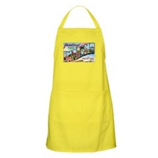 Indiana Greetings BBQ Apron