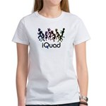 iQuad<br> Women's T-Shirt