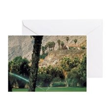 Golf course Greeting Cards (Pk of 10)