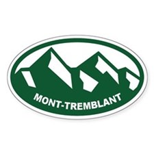 Mont-Tremblant Decal