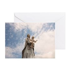 St. Joseph one of most p Greeting Cards (Pk of 10)