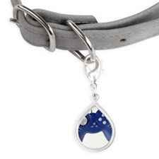 Video Game Controller Small Teardrop Pet Tag