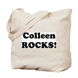 Colleen Rocks! Tote Bag