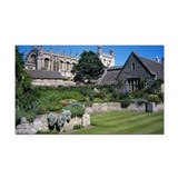 Christ Church Cathedral Rectangle Car Magnet