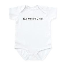 Evil Mutant Child Infant Creeper