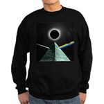 Eclipse over Pyramid Sweatshirt