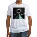 Eclipse over Pyramid T-Shirt