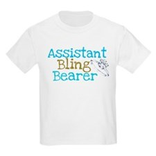 Assistant Bling Bearer T-Shirt