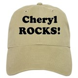 Cheryl Rocks! Cap