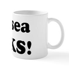 Chelsea Rocks! Mug