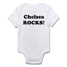 Chelsea Rocks! Infant Bodysuit