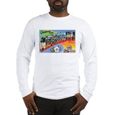 Mississippi Greetings Long Sleeve T-Shirt