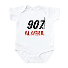 907 Infant Bodysuit