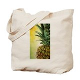 Pineapple Art Tote Bag