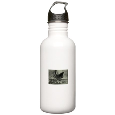 Titanic Sinking Water Bottle
