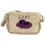Goat Messenger Bag