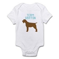 Wirehaired Pointing Griffon Infant Bodysuit