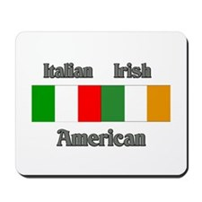 Italian Irish American Mousepad