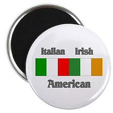 Italian Irish American Magnet