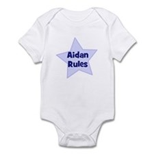 Aidan Rules Infant Bodysuit