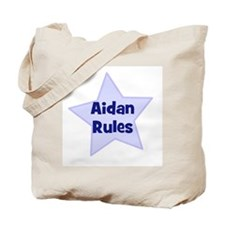 Aidan Rules Tote Bag
