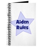 Aiden Rules Journal