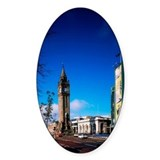 The Albert Memorial Clock, Belfast, Decal